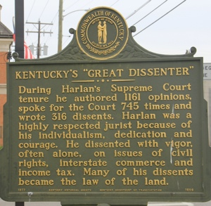 Boyle.County.Harlan.Dissenter.Historical Marker.IMG_9933