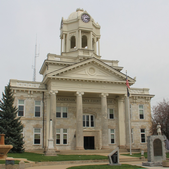 Anderson County Court House