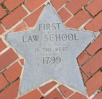 Danville. City of Firsts with First Law School in the West - 1799.